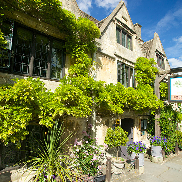 The Bay Tree Hotel in Burford, Oxfordshire