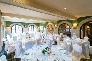 Wedding Breakfast at The Bear of Rodborough