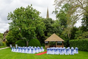 Breeze House Wedding Ceremony