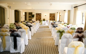 Wedding Ceremony at The Manor House Hotel
