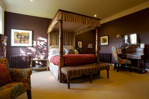Bedroom at The Close Hotel in Tetbury